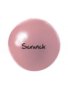 Piłka silikonowa Scrunch Pudrowy Róż, Funkit World