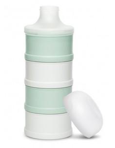 Pojemnik na mleko w proszku Hygge Miętowy, Suavinex