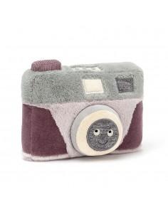 Aparat fotograficzny Wiggedy 17cm, Jellycat