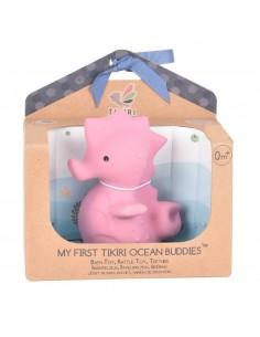 Gryzak zabawka Konik Morski Ocean w pudełku, Tikiri
