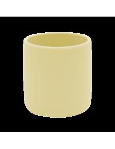 Kubeczek silikonowy żółty, Minikoioi