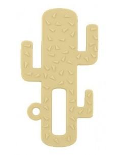 Gryzak silikonowy Kaktus żółty, Minikoioi