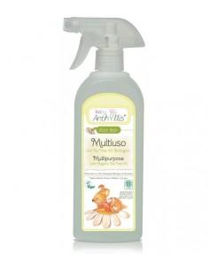 Płyn do czyszczenia powierzchni z organicznym olejkiem herbacianym 500 ml, Baby Anthyllis