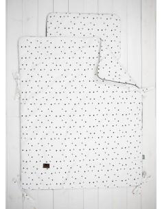 Pościel z wypełnieniem Dream Dots 90x110 cm, Sleepee