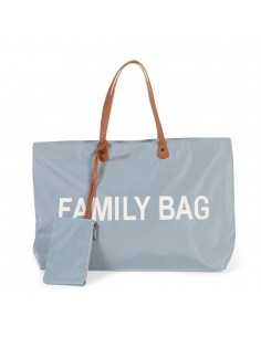 Torba Family Bag Szara, Childhome