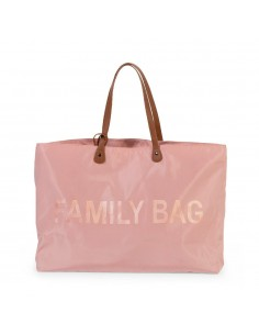 Torba Family Bag Różowa, Childhome