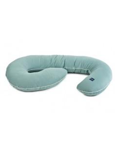 Poduszka ciążowa Organic PETROL, Poofi