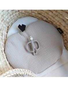 Poduszka muślinowa Apple Natural, Kalamati