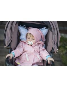 Poduszka Antywstrząsowa Motylek Blush, Sleepee