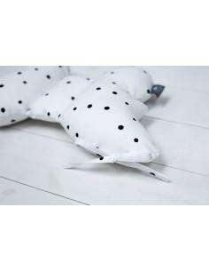 Poduszka Antywstrząsowa Motylek Dots, Sleepee