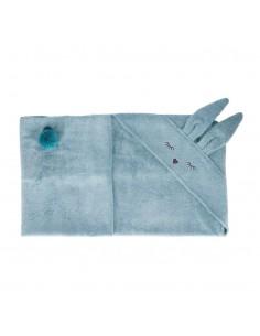 Ręcznik Bambusowy Króliczek Morski 80x80cm, Samiboo