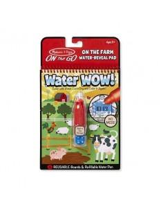 Kolorowanka wodna Water Wow! Farma +3 lata, Melissa and Doug