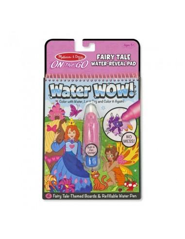 Kolorowanka wodna Water Wow! Bajka +3 lata, Melissa and Doug