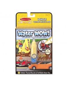 Kolorowanka wodna Water Wow! Pojazdy +3 lata, Melissa and Doug