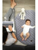 Mata do zabawy Royal Baby Grey, Sleepee