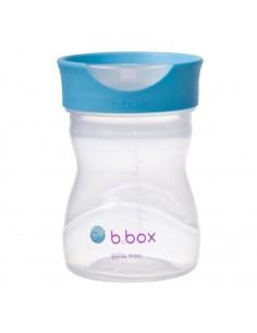 Kubek treningowy 240 ml borówkowy, b.box