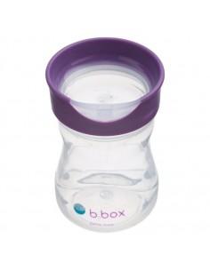 Kubek treningowy 240 ml winogronowy, b.box