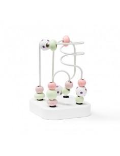 Labirynt Drewniany Mały White Edvin +12 m-cy, Kids Concept