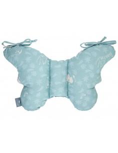 Poduszka Antywstrząsowa Motylek Safari, Sleepee