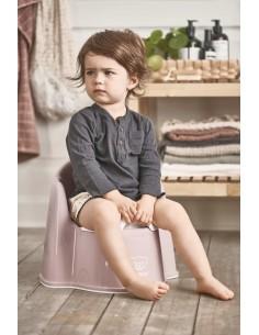 Nocnik fotelik - różowy, Baby Bjorn