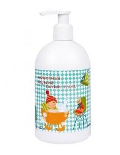 Organiczny Relaksujący Płyn do Kąpieli dla Dzieci 500 ml, 0m+, Bubble and Co