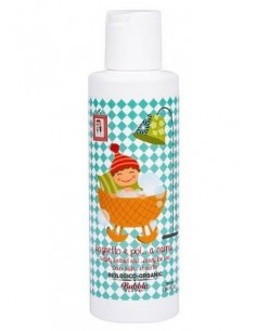 Organiczny Relaksujący Płyn do Kąpieli dla Dzieci 100 ml 0m+, Bubble and Co