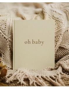 Pamiętnik dziecka oh baby Lemon Muffin, Mommy Planner
