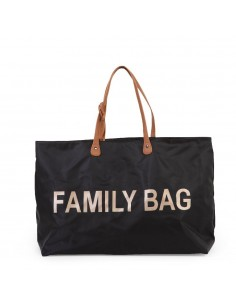 Torba Family Bag Czarna, Childhome