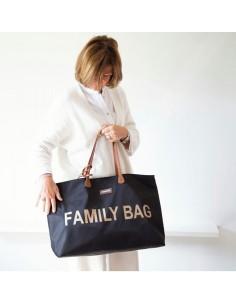 Torba Family Bag Czarna, Childhome