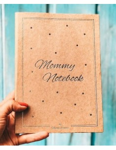 Notatnik Mommy Notebook, Mommy Planner