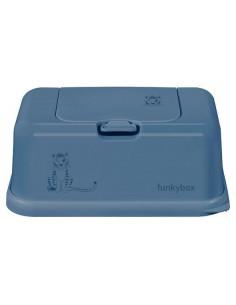 Pojemnik na Chusteczki Jeans Blue Tiger, Funkybox