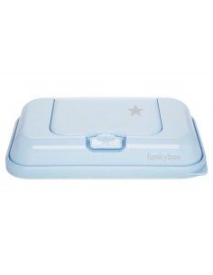 Pojemnik na Chusteczki To Go Blue Little Star, Funkybox