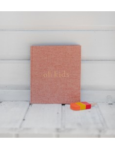 Pamiętnik dziecka oh kids Very Strawberry, Mommy Planner