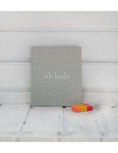Pamiętnik dziecka oh kids Soft Mint, Mommy Planner