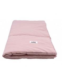 Kołderka Washed Pink M 80x100cm, Malomi