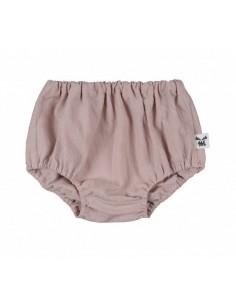 Gatki Bloomersy M Washed Cotton Dusty Pink, Malomi