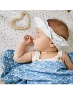 Opaska niemowlęca Dots 0-6 miesięcy, Pink No More