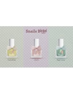 Lakier do paznokci BeBe Jellyfish +3 lata, Snails