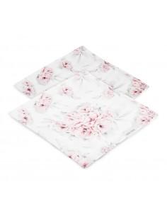 Pieluszki muślinowe 2-pak In Blossom 73x73 cm, Qbana Mama