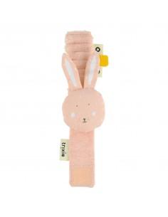 Grzechotka na nadgarstek Mrs. Rabbit, trixie