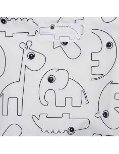 Worek Elphee Grey, Done by Deer