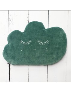 Poduszka chmurka Green, Pink No More