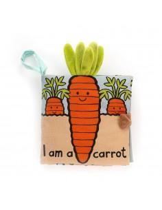 Książeczka Carrot 16cm, Jellycat