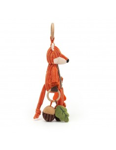 Lisek Cordy Roy 28 cm zabawka aktywna, Jellycat