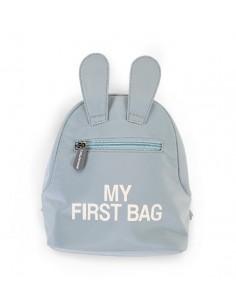 Plecak dziecięcy My First Bag Szary, Childhome