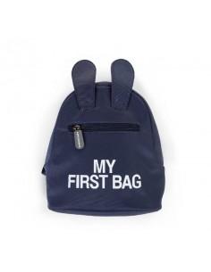 Plecak dziecięcy My First Bag Granatowy, Childhome