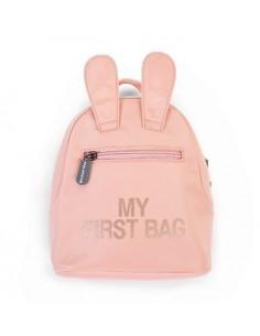 Plecak dziecięcy My First Bag Różowy, Childhome
