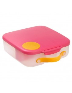 Lunchbox Strawberry Cake, b.box