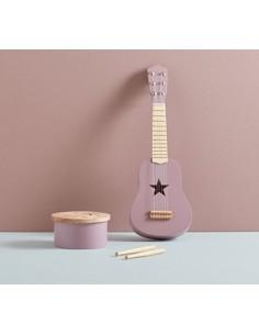 Bębenek Dla Dziecka Mini Lilac +18 m-cy, Kids Concept