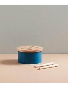 Bębenek Dla Dziecka Mini Blue +18 m-cy, Kids Concept